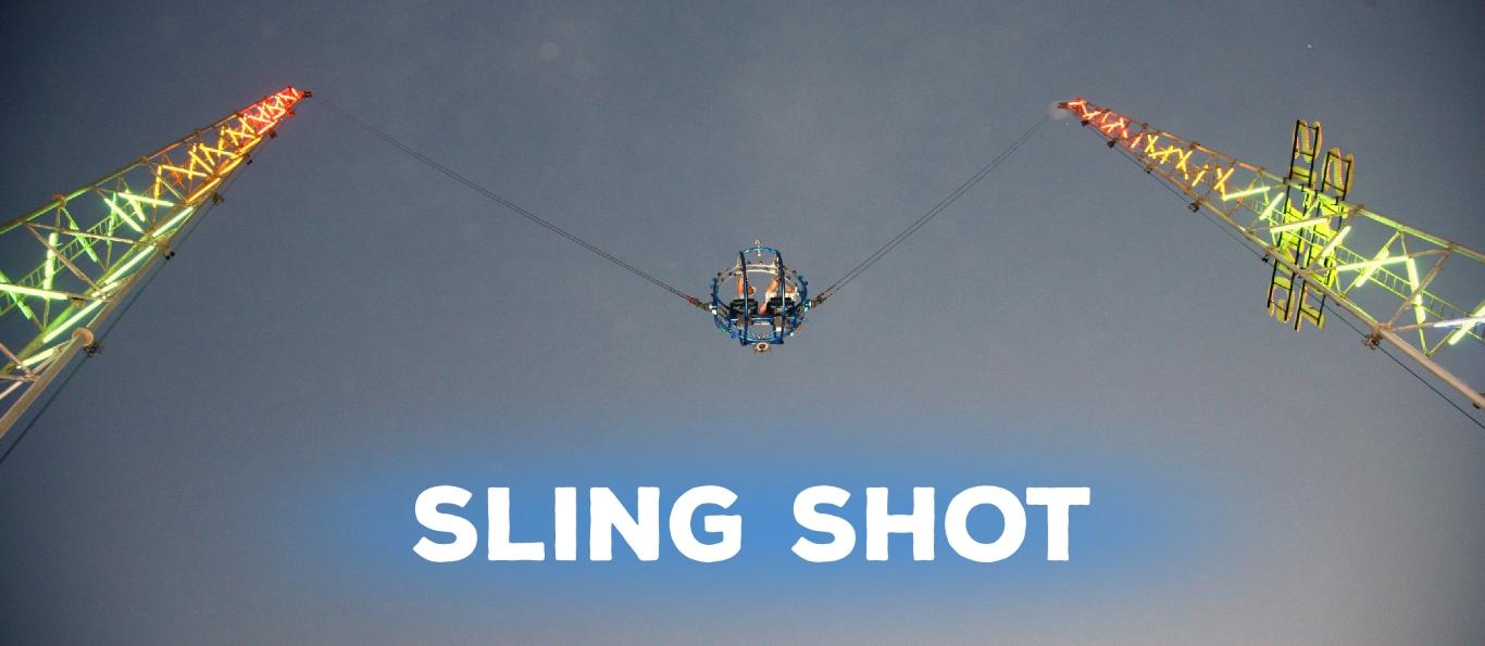 Sling Shot ride